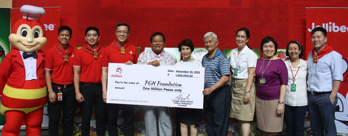 JOLLIBEE DONATION NOV252015 PEDIA