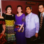 gala with mme marcos